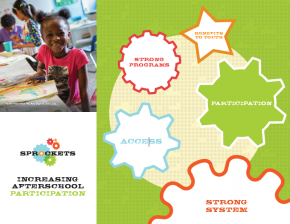 2016-2017 Afterschool Participation Brief