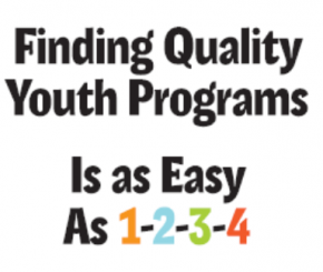finding a program