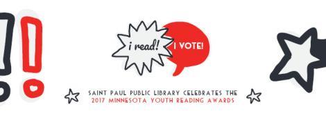 I Read! I Vote!