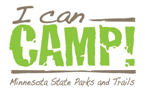 I Can Camp! logo