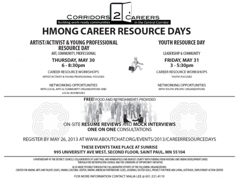 Hmong Youth Resource Day