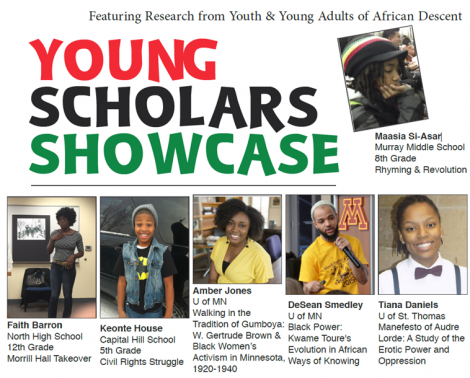 Young Scholars Showcase