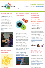 May 2014 Sprockets Newsletter